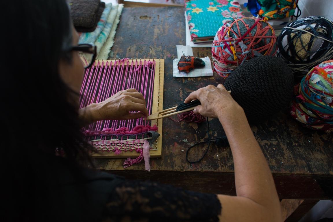 Agueda, textil designer