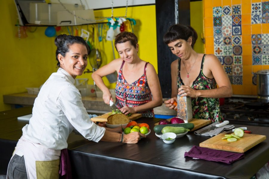 spanish lessons, cooking lessons in spanish