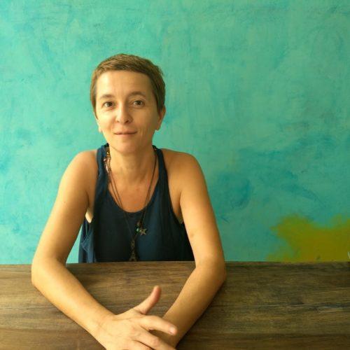 Rachel, director and educational coordinator
