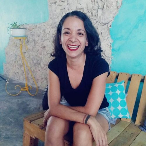 Amanda, chef at La Calle spanish school