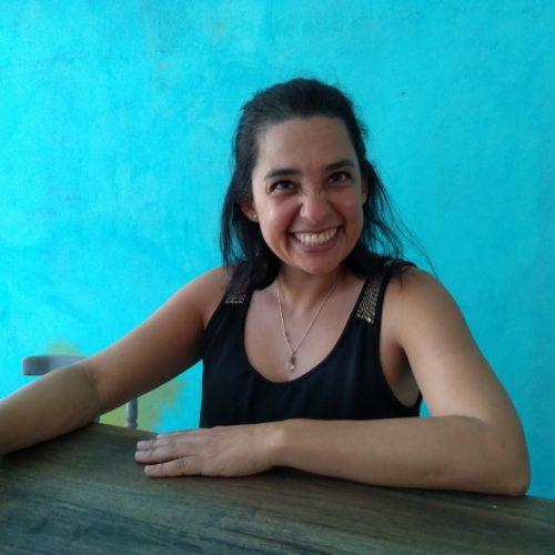 Flor, Spanish teacher at La Calle spanish school