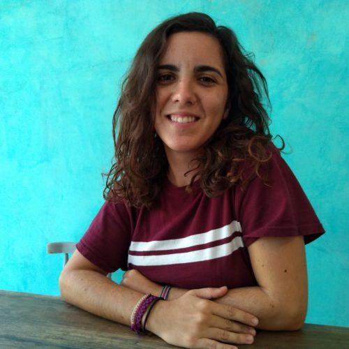 Sandra, spanish teacher at La Calle Spanish school
