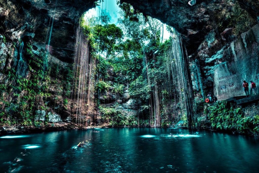 cenotes Mérida
