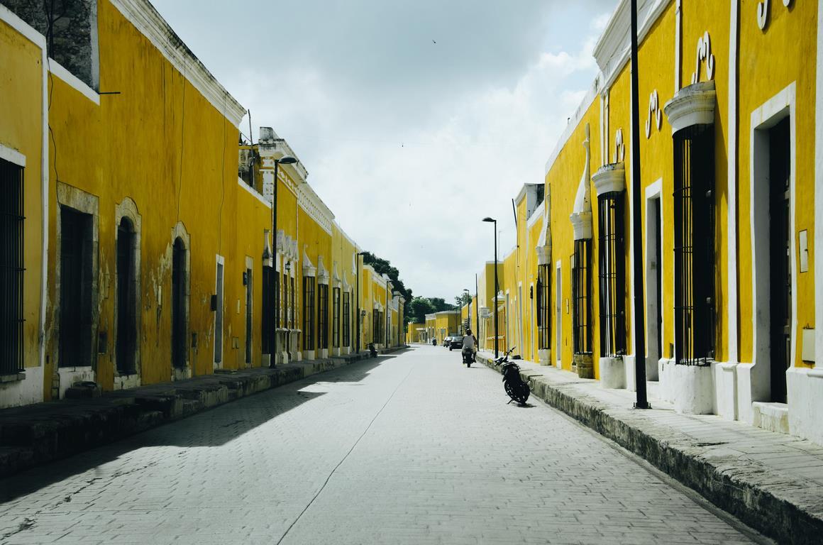 IZAMAL, la ville jaune