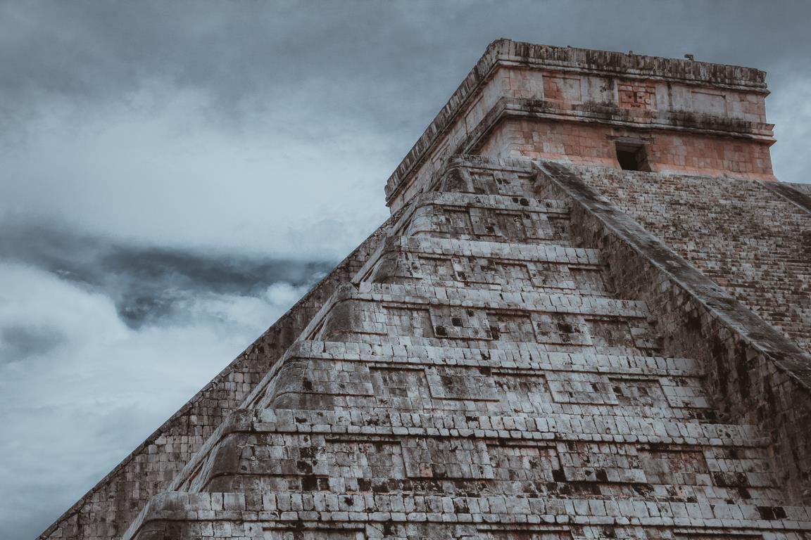 Uxamal, maya archeolgical site