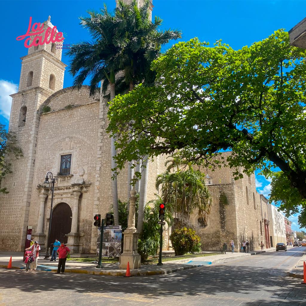Mérida city center